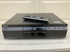 SONY Hi-End BLU-RAY DISC PLAYER DVD HDMI BDP-S5000ES, Working.