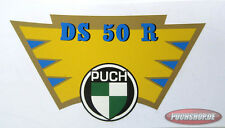 Aufkleber Kotflügel Hinten Puch DS 50 R Sticker Satz DS50 Oldtimer Mofa Teile