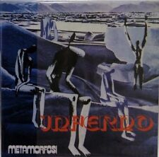 Metamorfosi-Inferno Italian prog psych mini lp cd