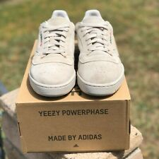 Adidas Yeezy Powerphase Calabasas Clear Brown FV6126 size 8-14 NEW * Genuine