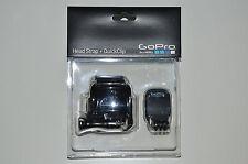 Fascia Per La Testa + Quick Clip Cappellino Originale GoPro Hero 2 3 3+ 4