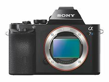 Sony Alpha A7s Mirrorless Digital Camera Body Only 2015 Battery Grip