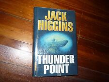 Thunder Point Jack Higgins 1st UK Signed