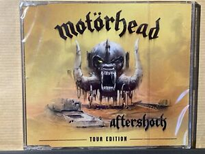 MOTORHEAD Aftershock Tour Edition Best of the West Coast 2014 Rock CD