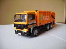 REALTOY / 1/50 / Camion Benne à Ordures Ménagères / MAN / 2728 / N°1998-26