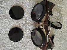 New Listingaviation goggles set of dark lenses