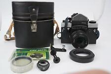KIEV-60 camera outfit in case incl TTL finder and Arsat 2.8 / 80mm lens