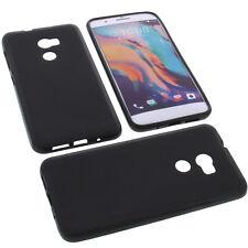 Funda para HTC E66 / HTC One X10 Funda para móvil TPU GOMA Funda Negro