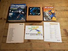 Combat Flight Simulator 2:WWII Pacific Theater, Microsoft, PC CD-ROM  Big Box