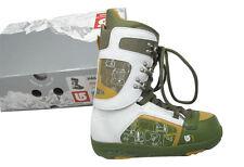 NEW $220 Burton Hail Snowboard Boots!  US 7.5 UK 6.5 Mondo 25.5 Euro 40.5  GREEN