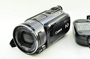 Canon Vixia HF S10 32 GB HD CMOS 8.0 MP Camcorder-(Black)