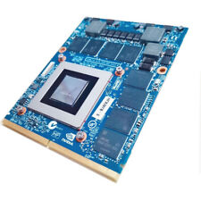 Dell Alienware CLEVO MSI Nvidia GeForce GTX 880M 8GB MXM Video Card JH9PP W9RVN