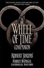 The Wheel of Time Companion by Robert Jordan, Alan Romanczuk, Harriet McDougal, Maria Simons (Paperback, 2015)