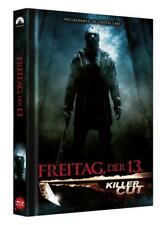 Freitag der 13. - Killercut - Mediabook Edition Cover B - Neu + OVP