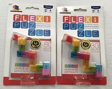Brainwright Flexi Puzzle The Bendy Stretchy 3D Brain Puzzle NEW