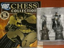The Dark Knight Variant Kings: Batman & The Joker DC Chess Collection Eaglemoss
