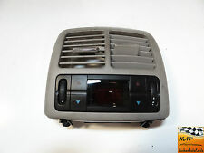 2004 MERCEDES E500 W211 REAR A/C AIR HEATER CLIMATE CONTROL UNIT WITH VENTS