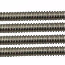 1X Threaded Rod 304 Stainless Steel Screw M2 M2.5 M3 M4 M5 M6 M8 M10 M12 M16 M20