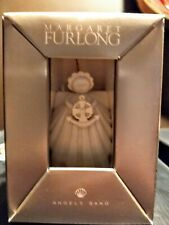 Margaret Furlong Anchor of My Soul Angel Ornament Nib. Unopened, New Condition