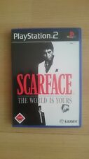 Playstation 2 Scarface  CIB RARE