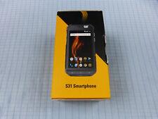 CAT S31 16GB Schwarz/Black! Ohne Simlock! Neu! OVP! + PowerBank PC860! Dual-SIM!