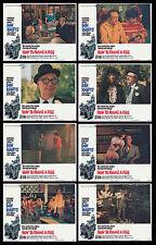 HOW TO FRAME A FIGG original 1971 11x14 lobby card set DON KNOTTS/YVONNE CRAIG