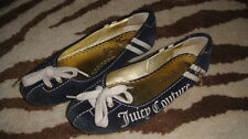 JUICY COUTURE NAVY BLUE GIRLS 1 SHOES