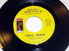 Carla Thomas: You've Got a Cushion to Fall On / Love Means Never.... [Unplayed]