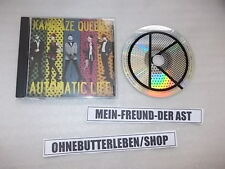 CD Indie Kamikaze Queens - Automatic Life (14 Song) SOUNDS OF SUBTERRANIA