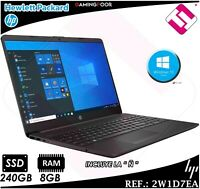 PORTATIL HP 15,6 SSD 256GB 8GB DDR4 WINDOWS 10 HOME 255 G8 AMD 3020E TELETRABAJO