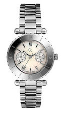 Guess GC 20026l1 Diver Chic Ladies Watch Stainless Steel Band Silver