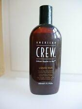 American Crew LIQUID WAX cire coiffante liquide contrôle tenue & brillance