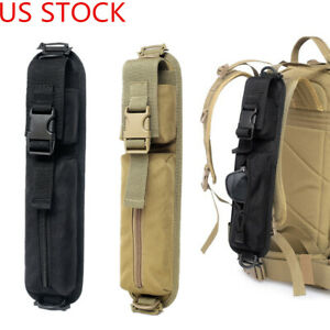 US Tactical Military Molle Accessories Backpack Shoulder Strap Bag Pouches Pack