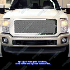 For 2011-2016 Ford F250/F350/F450 Super Duty Stainless Steel Mesh Grille
