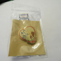 Disney Lady and the Tramp Valentines Day Japan Tokyo LE Pin