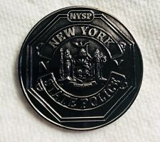 New York State Police - Troop Headquaters Challenge Coin - Trooper - NYSP