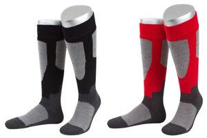German Wear, Wintersport Skisocken Vollplüsch Socken aus Baumwolle, Schurwolle