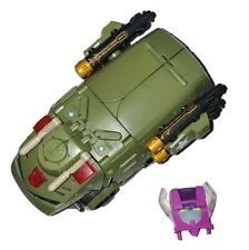 TRANSFORMERS ANIMATED LEADER CLASS BULKHEAD COMPLETE 2008 HASBRO