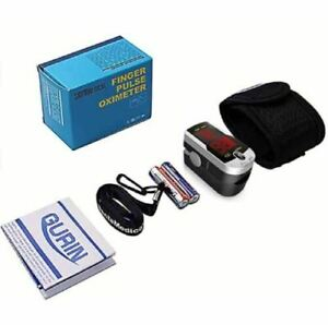 Santamedical SM-110 Two Way Display Finger Pulse Oximeter with Carry Case