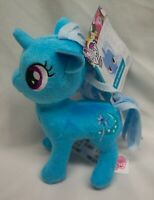 "MY LITTLE PONY Friendship is Magic TRIXIE LULAMOON 5"" Plush STUFFED ANIMAL NEW"