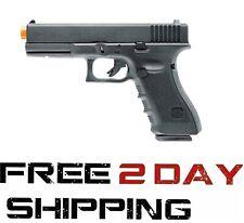 Umarex Glock 17 Gen4 GBB Airsoft Gun, Black Pistol 2276300