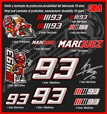 Decal-Stickers-adhesivos-pegatinas-adesivi-aufkleber-autocollants-93Marc Marquez