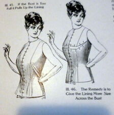 Rare Vintage 1920s Sewing Book The New Dressmaker by Butterick