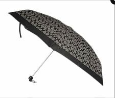 NEW COACH SIGNATURE MINI UMBRELLA