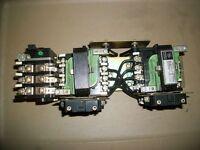 GE Size 1 REVERSING 3PH Motor Starter W/120V Coil- W/3 O.L.S