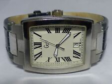 GC Guess Collection (GC15000) Swiss Made Stainless Steel Mens Watch