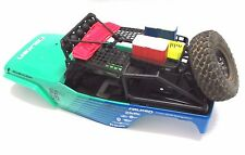 1/10 scale spare wheel bracket for axial  scx 10 rubicon  G6 crawler accessories