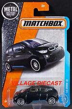 2017 Matchbox #5 '15 BMW i3 FLUID BLACK/MOC