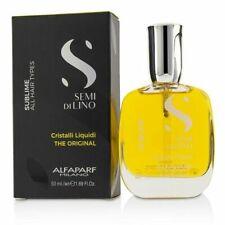 Alfaparf Milano Semi Di Lino Sublime Crystalli Liquidi - 50ml