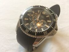 Guess Waterpro Mens Watch Chronograph 100m In Great Condition